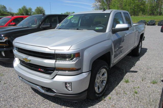 2017 Silverado 1500 Double Cab 4x4 Pickup #B11966 - photo 1