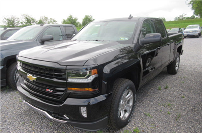 2017 Silverado 1500 Double Cab 4x4, Pickup #B12069 - photo 1