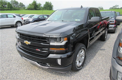 2017 Silverado 1500 Double Cab 4x4 Pickup #B12189 - photo 1