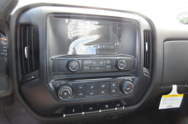2017 Silverado 3500 Regular Cab 4x4, Knapheide Platform Body #B12192 - photo 19