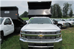 2017 Silverado 3500 Regular Cab DRW 4x4, Galion 100U Dump Body #B12200 - photo 4