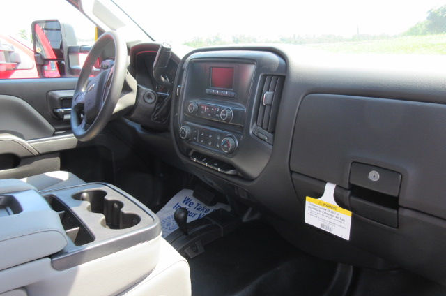 2017 Silverado 3500 Regular Cab 4x4, Rugby Dump Body #B12230 - photo 14