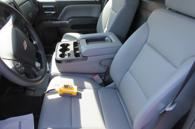 2017 Silverado 3500 Regular Cab 4x4, Rugby Eliminator LP Steel Dump Body #B12230 - photo 22