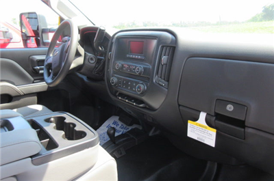 2017 Silverado 3500 Regular Cab 4x4, Rugby Eliminator LP Steel Dump Body #B12230 - photo 14