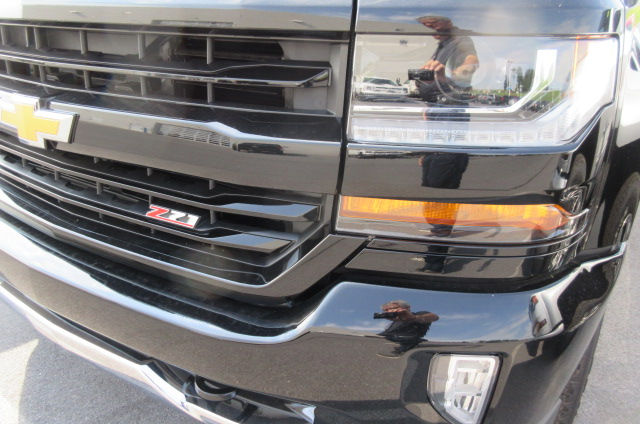 2017 Silverado 1500 Crew Cab 4x4 Pickup #B12319 - photo 5