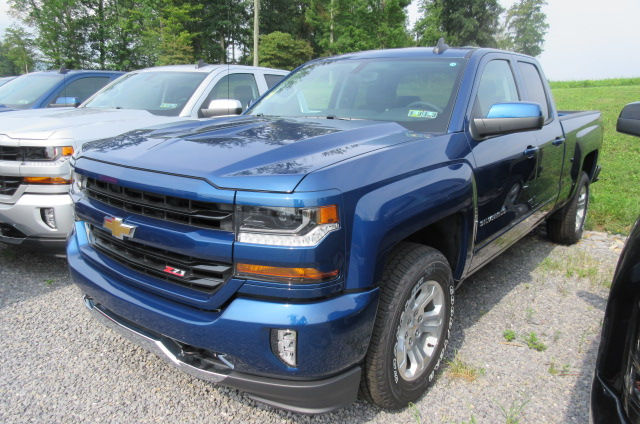 2018 Silverado 1500 Double Cab 4x4,  Pickup #B12391 - photo 1