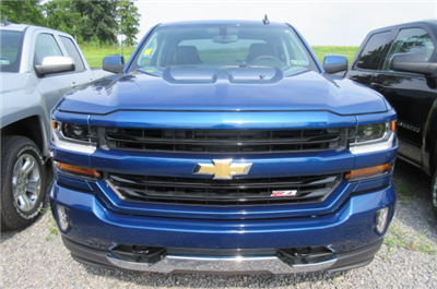 2018 Silverado 1500 Extended Cab 4x4 Pickup #B12392 - photo 3
