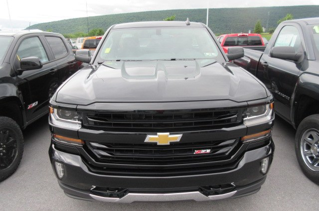 2018 Silverado 1500 Regular Cab 4x4, Pickup #B12397 - photo 4