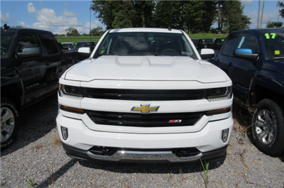 2018 Silverado 1500 Double Cab 4x4, Pickup #B12399 - photo 4