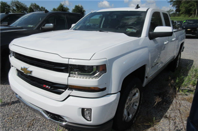2018 Silverado 1500 Double Cab 4x4, Pickup #B12399 - photo 1