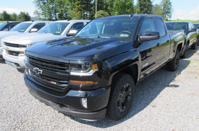 2018 Silverado 1500 Extended Cab 4x4 Pickup #B12456 - photo 1