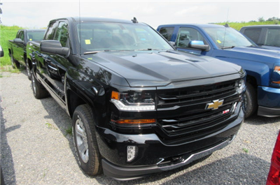 2018 Silverado 1500 Double Cab 4x4, Pickup #B12490 - photo 3