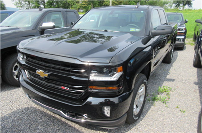 2018 Silverado 1500 Double Cab 4x4, Pickup #B12490 - photo 1