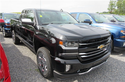 2018 Silverado 1500 Extended Cab 4x4 Pickup #B12500 - photo 3