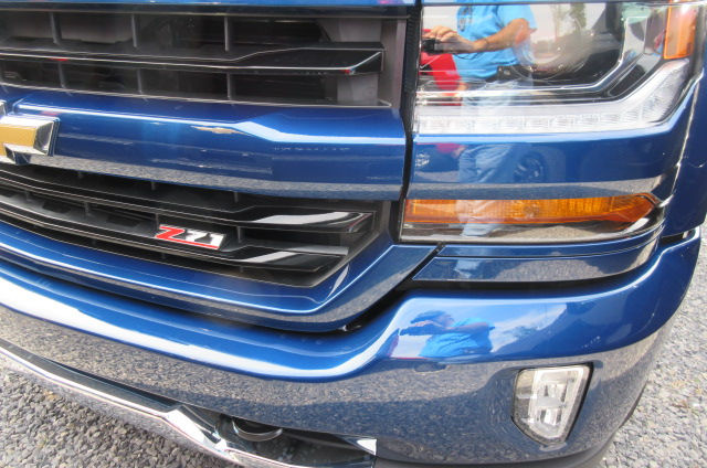 2018 Silverado 1500 Double Cab 4x4, Pickup #B12534 - photo 4