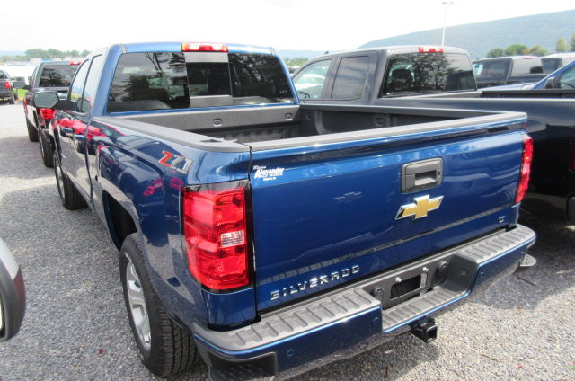 2018 Silverado 1500 Double Cab 4x4, Pickup #B12534 - photo 2