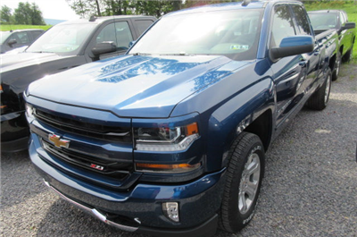 2018 Silverado 1500 Double Cab 4x4, Pickup #B12534 - photo 1