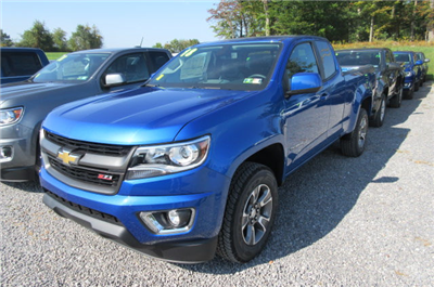 2018 Colorado Extended Cab 4x4, Pickup #B12749 - photo 1