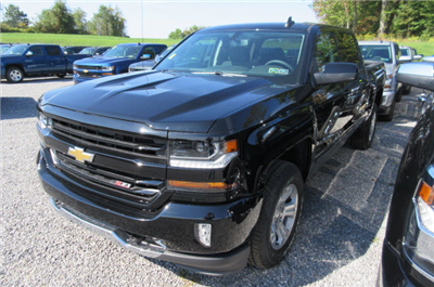 2018 Silverado 1500 Crew Cab 4x4 Pickup #B12771 - photo 1