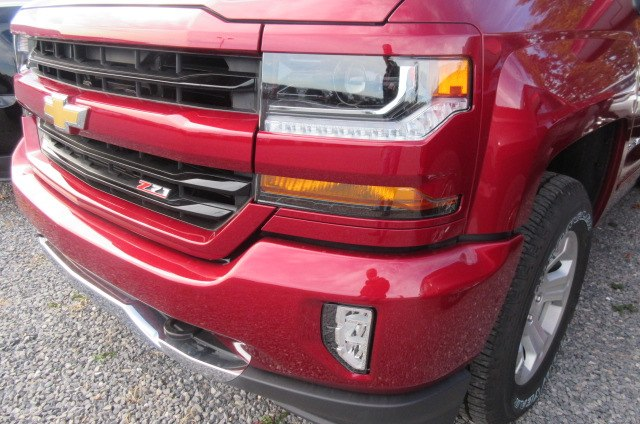 2018 Silverado 1500 Crew Cab 4x4 Pickup #B12816 - photo 5