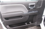 2017 Silverado 3500 Regular Cab DRW 4x4, Reading Classic II Aluminum  Service Body #B12868 - photo 16