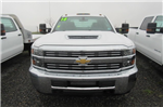 2018 Silverado 3500 Crew Cab DRW 4x4, Reading Redi-Dek Platform Body #B12908 - photo 3