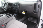 2018 Silverado 3500 Crew Cab DRW 4x4, Reading Redi-Dek Platform Body #B12908 - photo 12