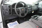 2018 Silverado 3500 Crew Cab DRW 4x4, Reading Redi-Dek Platform Body #B12908 - photo 16