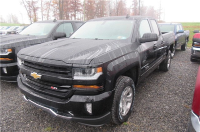 2018 Silverado 1500 Double Cab 4x4, Pickup #B12917 - photo 1