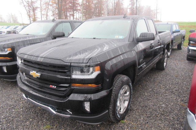 2018 Silverado 1500 Double Cab 4x4,  Pickup #B12919 - photo 1