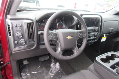 2018 Silverado 1500 Crew Cab 4x4, Pickup #B12944 - photo 16