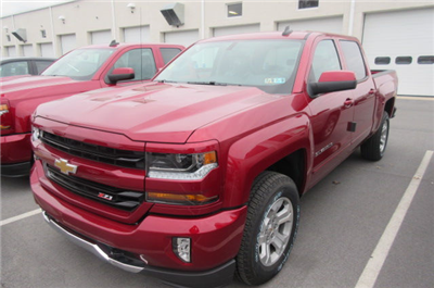 2018 Silverado 1500 Crew Cab 4x4, Pickup #B12944 - photo 1