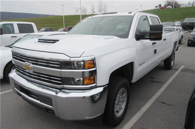 2018 Silverado 2500 Crew Cab 4x4,  Pickup #B12946 - photo 1