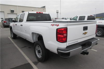 2018 Silverado 2500 Crew Cab 4x4,  Pickup #B12946 - photo 2