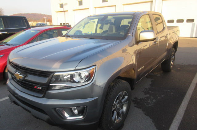 2018 Colorado Crew Cab 4x4, Pickup #B12970 - photo 1