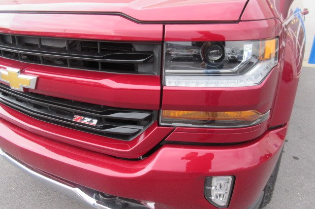 2018 Silverado 1500 Double Cab 4x4,  Pickup #B12973 - photo 5