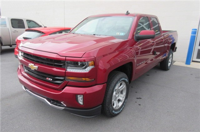 2018 Silverado 1500 Double Cab 4x4,  Pickup #B12973 - photo 1