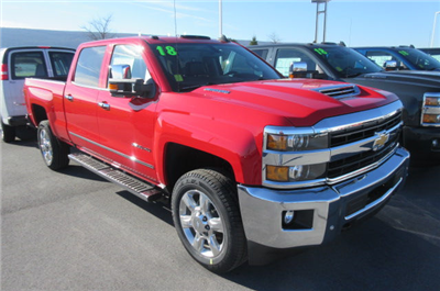 2018 Silverado 2500 Crew Cab 4x4, Pickup #B13021 - photo 1