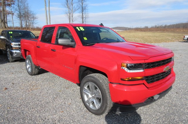 2018 Silverado 1500 Crew Cab 4x4,  Pickup #B13194 - photo 3