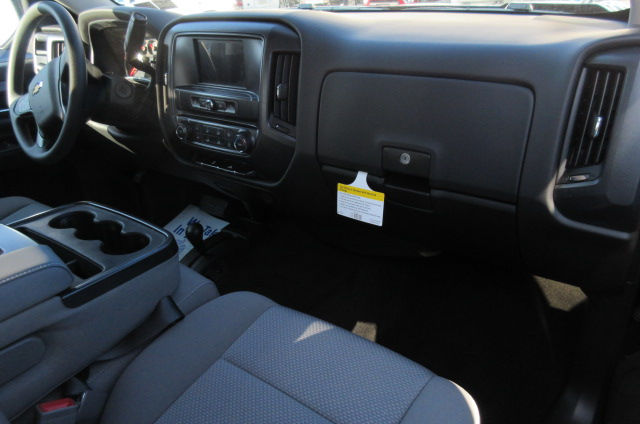 2018 Silverado 1500 Crew Cab 4x4, Pickup #B13195 - photo 9