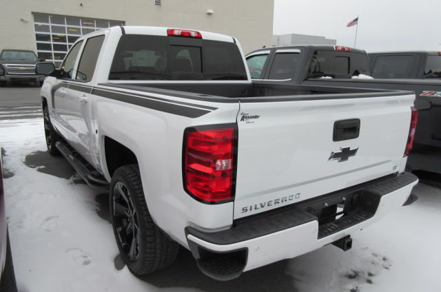 2018 Silverado 1500 Crew Cab 4x4,  Pickup #B13264 - photo 2
