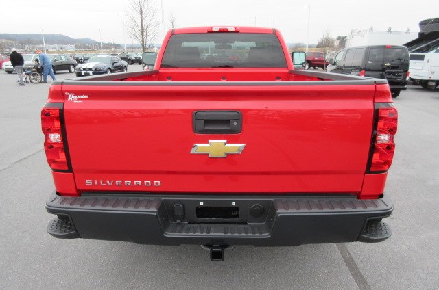 2018 Silverado 1500 Regular Cab 4x4, Pickup #B13352 - photo 6
