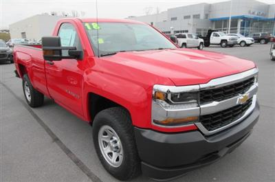 2018 Silverado 1500 Regular Cab 4x4, Pickup #B13352 - photo 3