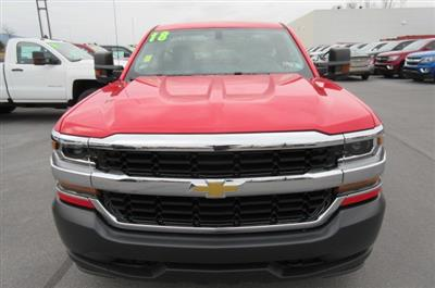 2018 Silverado 1500 Regular Cab 4x4, Pickup #B13352 - photo 4