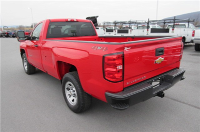 2018 Silverado 1500 Regular Cab 4x4, Pickup #B13352 - photo 2