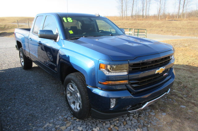 2018 Silverado 1500 Double Cab 4x4,  Pickup #B13365 - photo 3