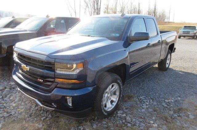 2018 Silverado 1500 Double Cab 4x4,  Pickup #B13365 - photo 1