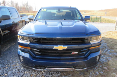 2018 Silverado 1500 Double Cab 4x4,  Pickup #B13365 - photo 4