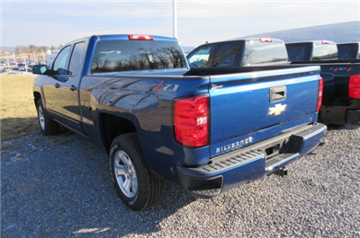 2018 Silverado 1500 Double Cab 4x4,  Pickup #B13365 - photo 2