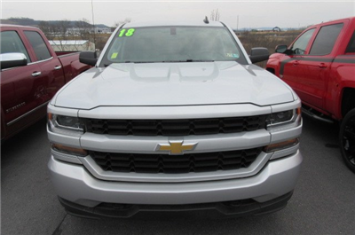 2018 Silverado 1500 Double Cab 4x4,  Pickup #B13368 - photo 4